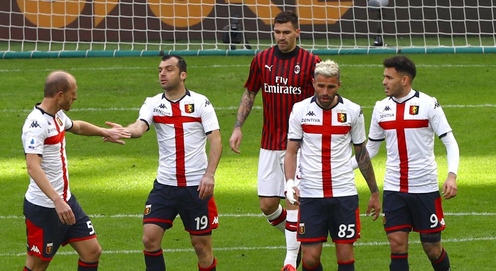VIDEO | Genoa shokon Milanin në San Siro, Sampdoria përmbys Veronën e shqiptarëve