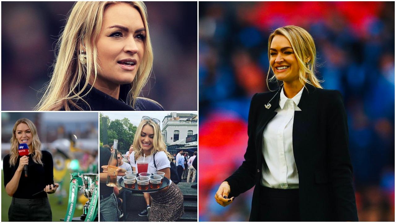 """Laura Woods, gazetarja seksi që po """"pushton"""" të gjitha televizionet në Angli"""