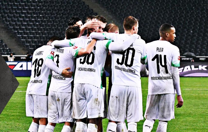 VIDEO | M'Gladbach triumfon në një stadium bosh, rikthehet në katërshen e parë