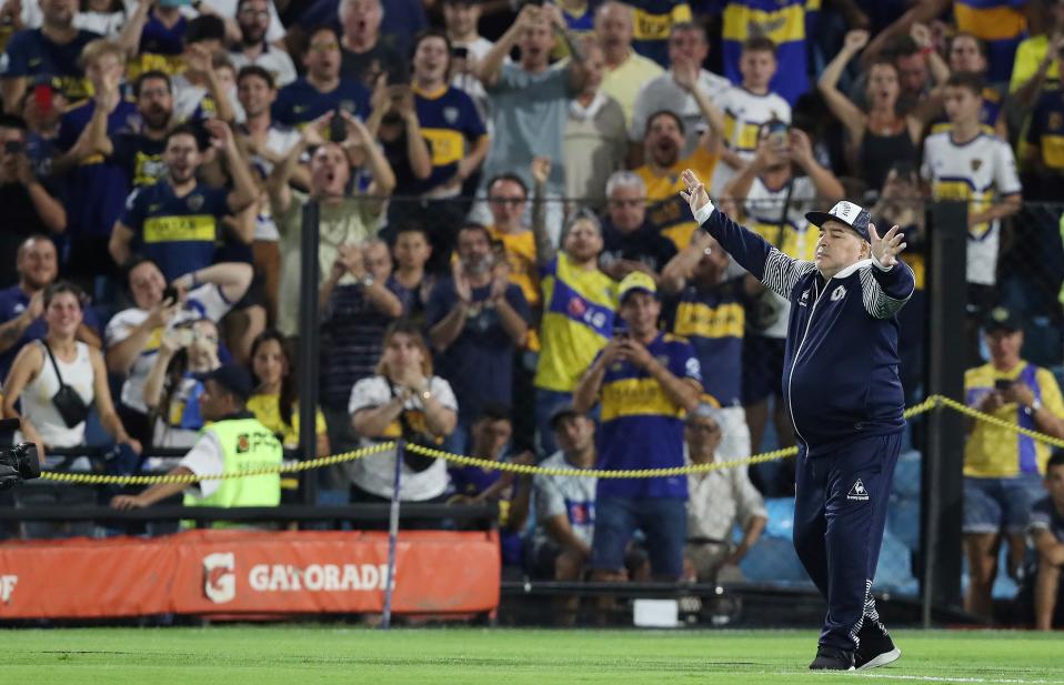 Maradona: Nuk i duroj dot, por hera e parë që jam dakord me River Plate