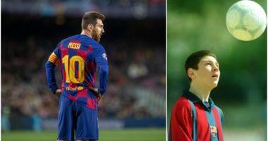 Fenomen i lindur, video e rrallë e Lionel Messit 8 vjeç duke luajtur futboll