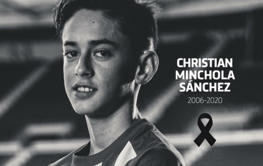 Tragjedi në Spanjë, ndahet nga jeta futbollisti i talentuar i Atleticos