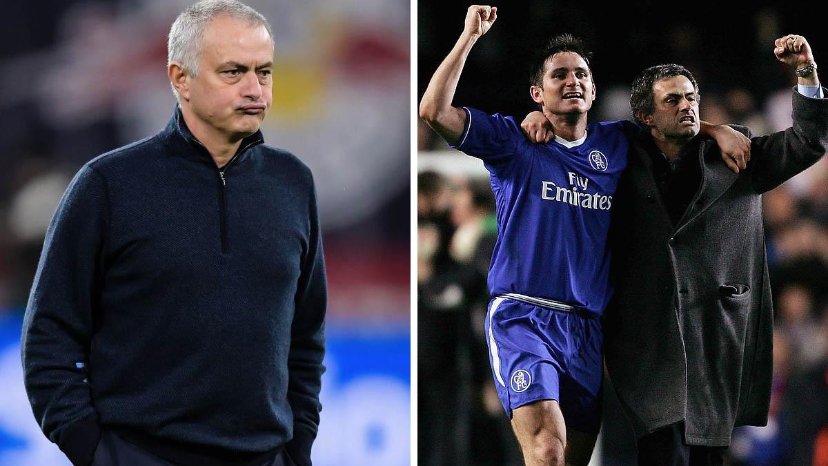 """Formacioni """"Special One"""", Mourinho zbulon 11 lojtarët e preferuar të tij"""