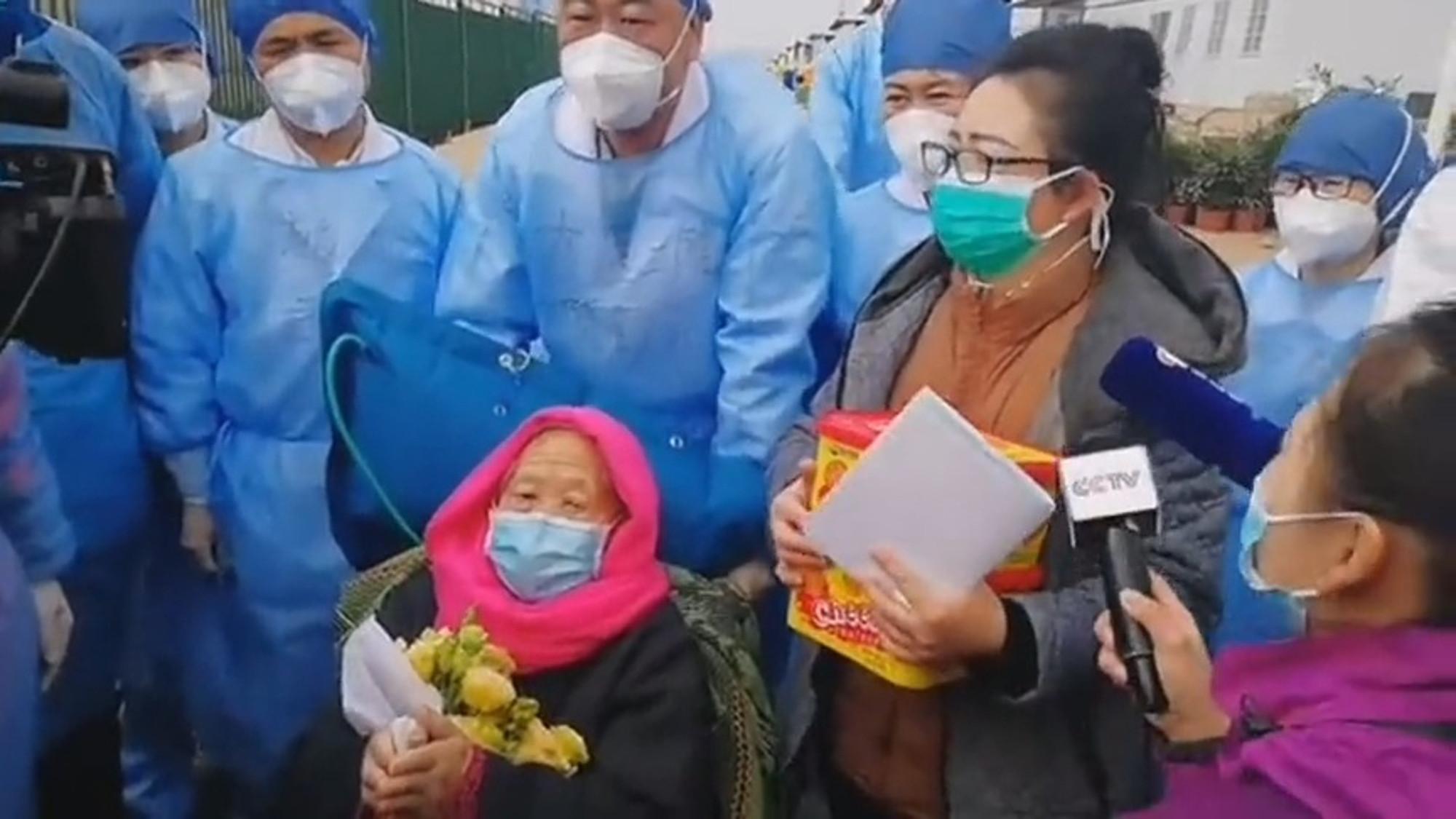 Ka shpresë, shërohet 101 vjeçari nga koronavirusi në Kinë