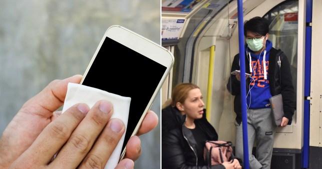 Paralajmërojnë ekspertët: Ja për sa ditë mund të 'jetojë' koronavirusi në celularët tuaj