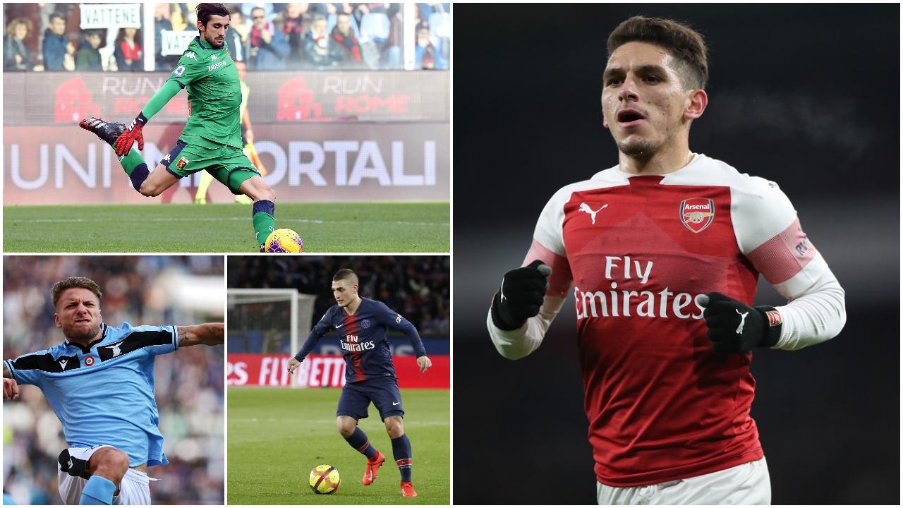 """Pescara """"fabrikë"""" talentesh, 10 lojtarët më të mirë që ka nxjerrë klubi italian"""