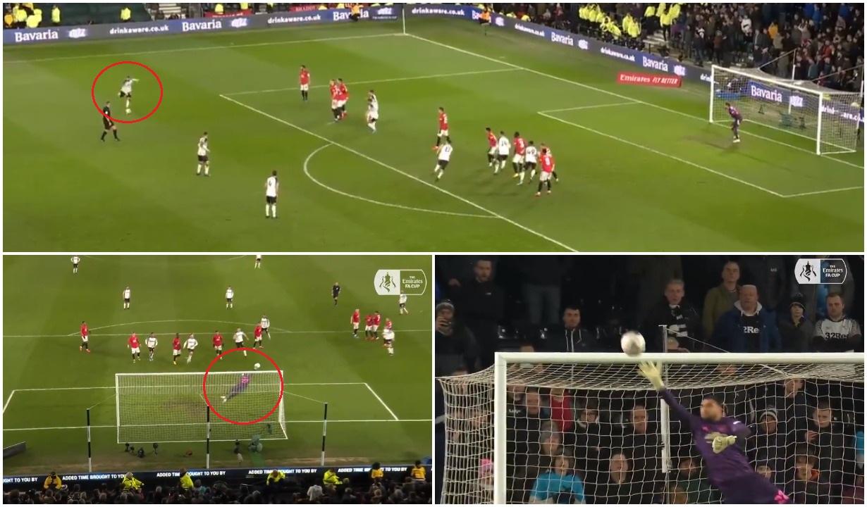 VIDEO | Pritje e pabesueshme e Romero, Rooney i pafat kundër United