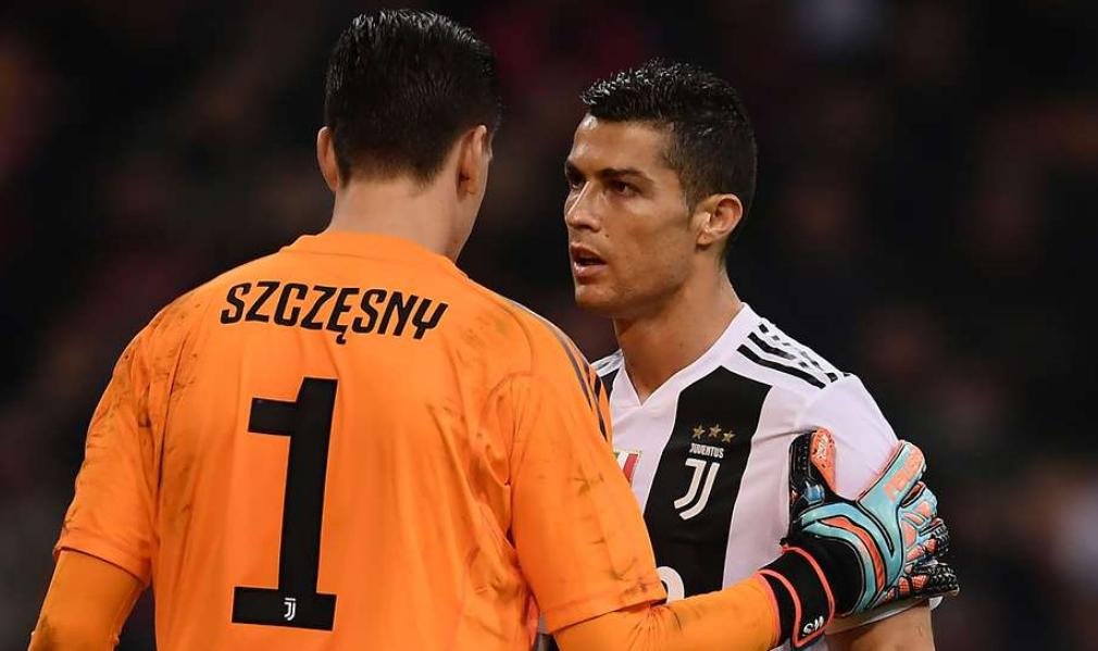 Szczesny zbulon sekretin: Ronaldo na dhuroi nga një iMac pas kartonit të kuq