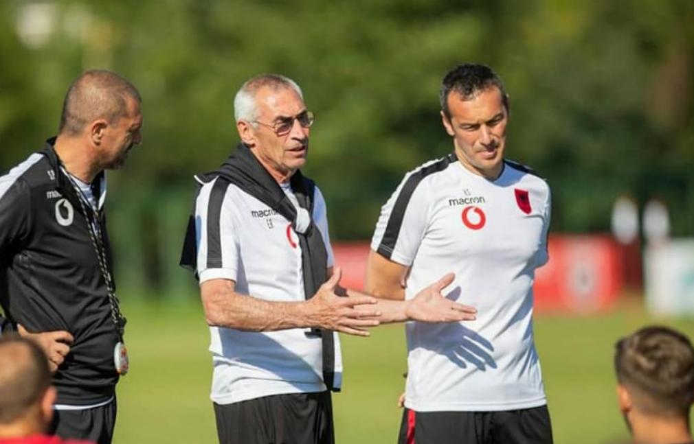 Salihi: Ju tregoj sekretin e golit me Norvegjinë, titullin e fiton Tirana