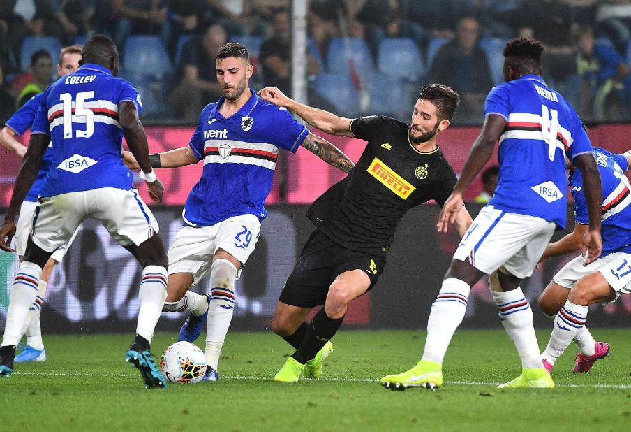 Plot 8 të infektuar te Sampdoria, regjistrohen dy raste të reja me COVID-19