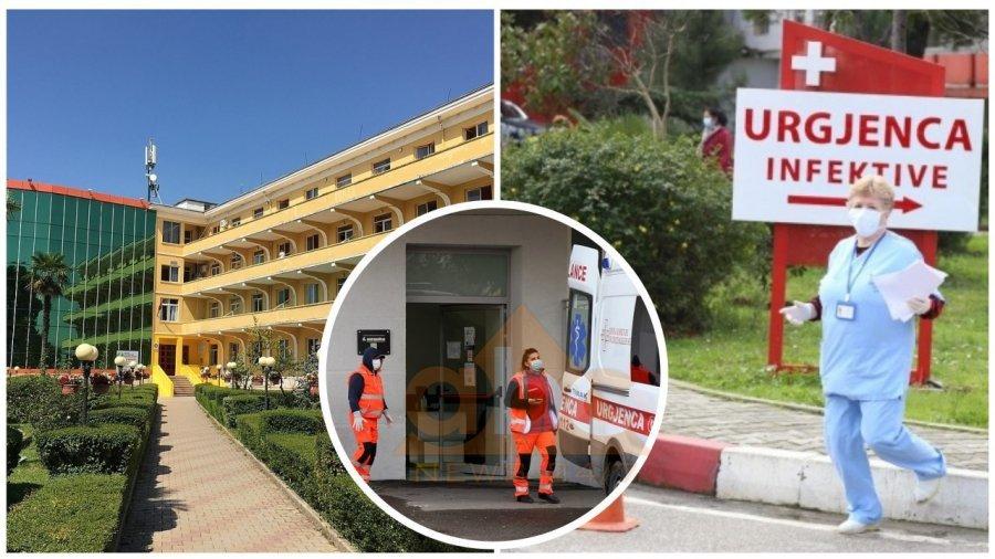 """Shpresë! Dy mjekë të spitalit """"Shefqet Ndroqi"""" shërohen nga koronavirusi"""