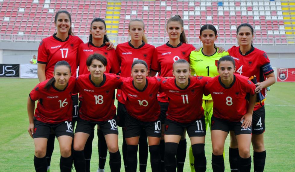 Fitorja e parë e Shqipërisë së femrave, Doçi dhe Bajramaj mposhtin Qipron