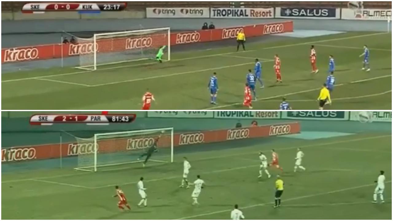 Shqipëria në izolim, Skënderbeu bën sondazh: Goli më i bukur i Bregut?