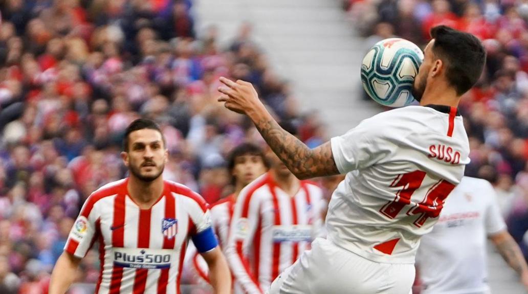 VIDEO | Spektakël në La Liga, plot katër gola mes Atleticos dhe Sevillas