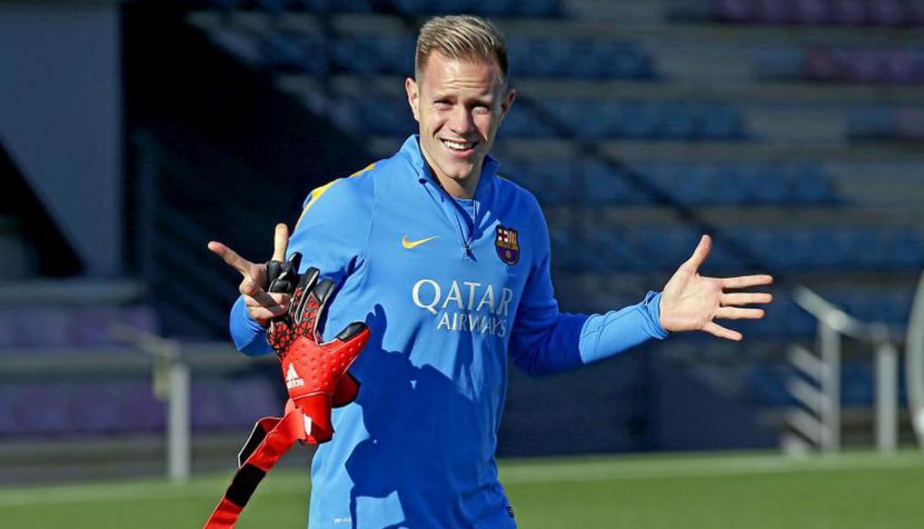 Befason Ter Stegen: Nuk shoh futboll, s'i mbaj mend emrat e kundërshtarëve