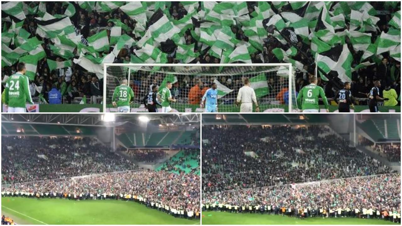 VIDEO | Në finale pas 38 vitesh, shikoni festën e tifozëve të St. Etienne