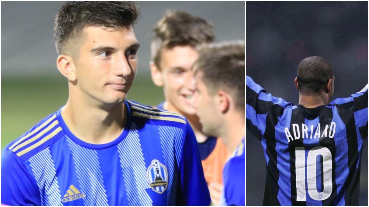 Tuci: Idhulli im është Adriano, shpresoj të luaj për Interin në të ardhmen