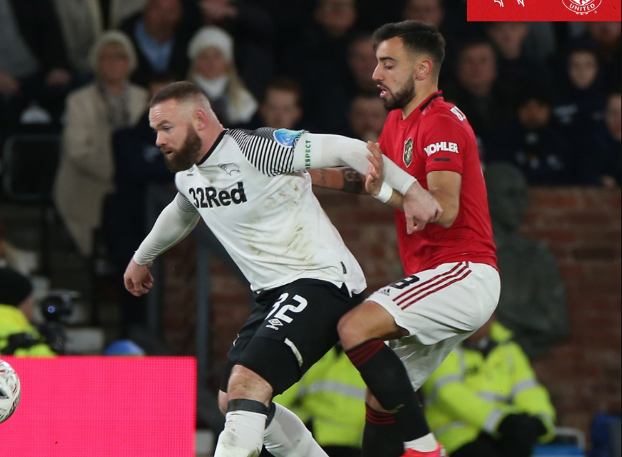 VIDEO | United vazhdon në FA Cup, dominim total kundër Derby Country