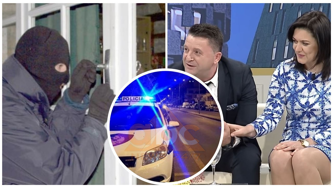Grabitet farmacia e bashkëshortes së këngëtarit Ylli Baka, policia jep detajet