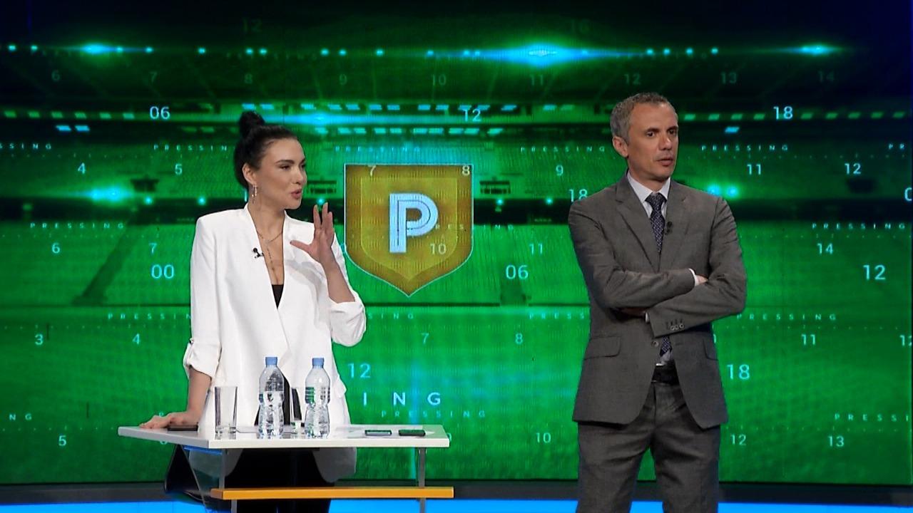 """Emisioni """"Pressing"""" 9 Mars 2020"""
