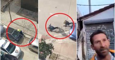 """VIDEO / I fshihen patrullave por jo """"syrit"""" të kamerave, si i """"shpëtojnë"""" policisë shqiptarët"""