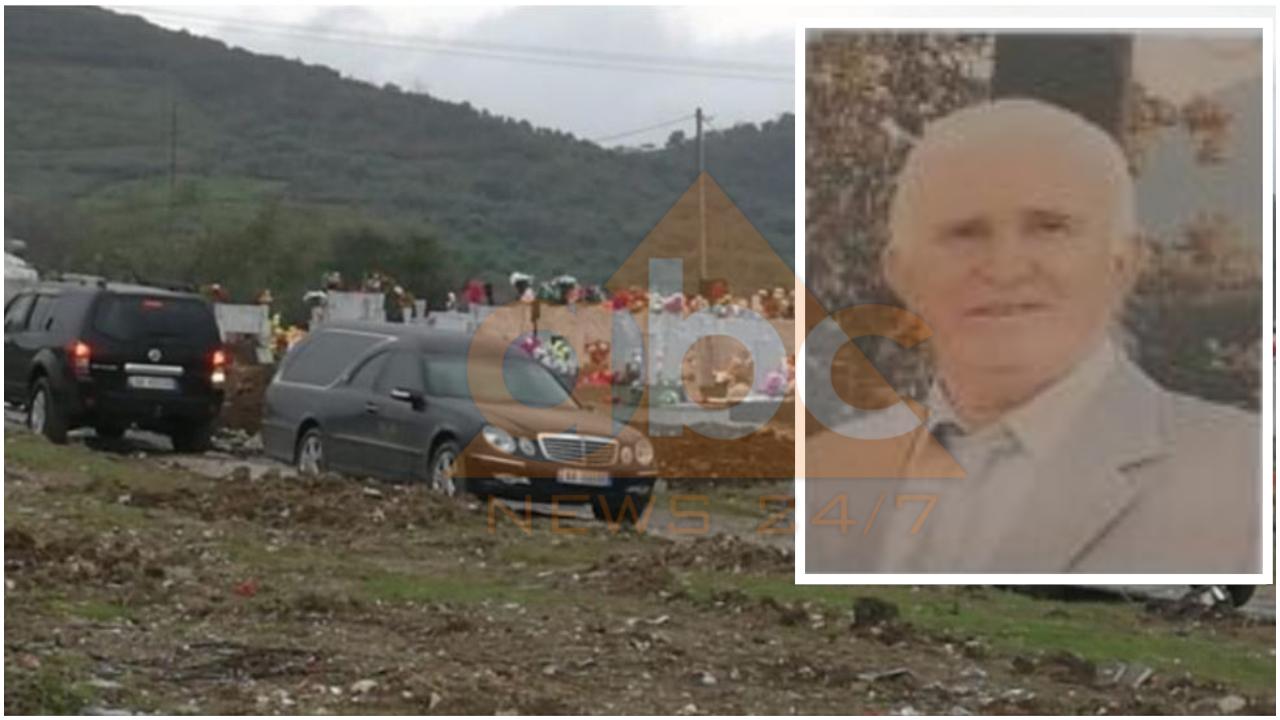 PREKËSE/ Vdiq nga koronavirusi, burrin nga Kuçova e shoqëroi vetëm gruaja për në varr