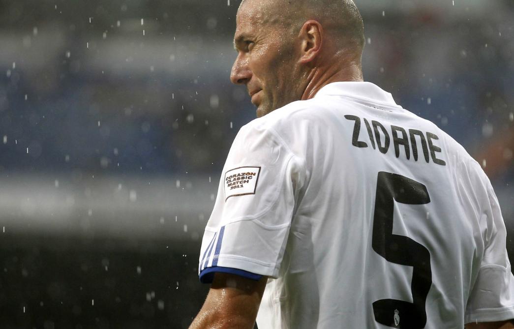 """""""Zidane është idhulli im, numrin 5 në fanellë e mbaj vetëm prej atij"""""""