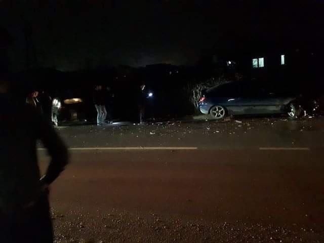 Aksident i rëndë në autostradën Prishtinë – Shkup, humbin jetën tre persona