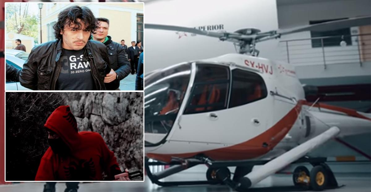 Arratisjet spektakolare me helikopter nga burgjet e Greqisë, historia e Alket Rizait së shpejti në film