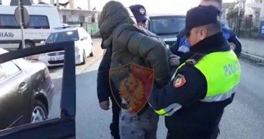 Sekuestrohet kokainë dhe kanabis, katër persona të arrestuar në Tiranë