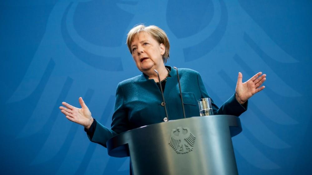Kancelarja Merkel rezulton negative në testin e dytë për koronavirus