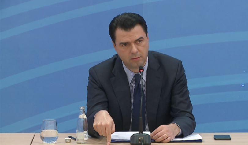 """""""Qeveria deri para tre ditësh bënte meme me kërkesa tona"""", Basha: Masat i kemi propozuar që me 23 shkurt"""