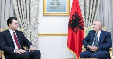 """Pas manifestimit të 2 marsit, Meta-Basha takim """"kokë me kokë"""" në Presidencë"""