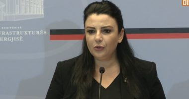 "Infrastructure Minister of Albania:"" We have closed border crossing with Italy, also cruises and flights are banned"""