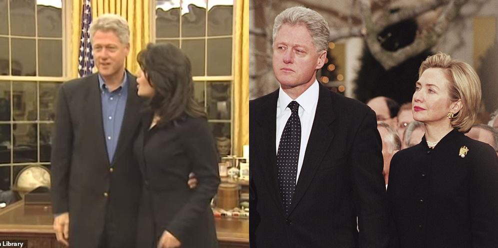 Skandali me Monica Lewinsky, ish-presidenti Clinton: E bëra për të hequr stresin