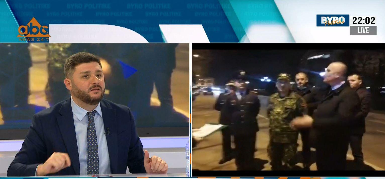 """""""Policia e FNSH në terren"""",  Koka: Ne sot jemi si Kina dhe Italia, nuk e ndal aksioni i policisë koronavirusin"""