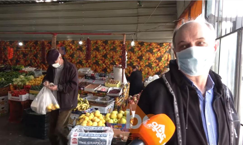 Abuzime me çmimet në kryeqytet, mbyllen disa nga tregjet  e fruta-perimeve