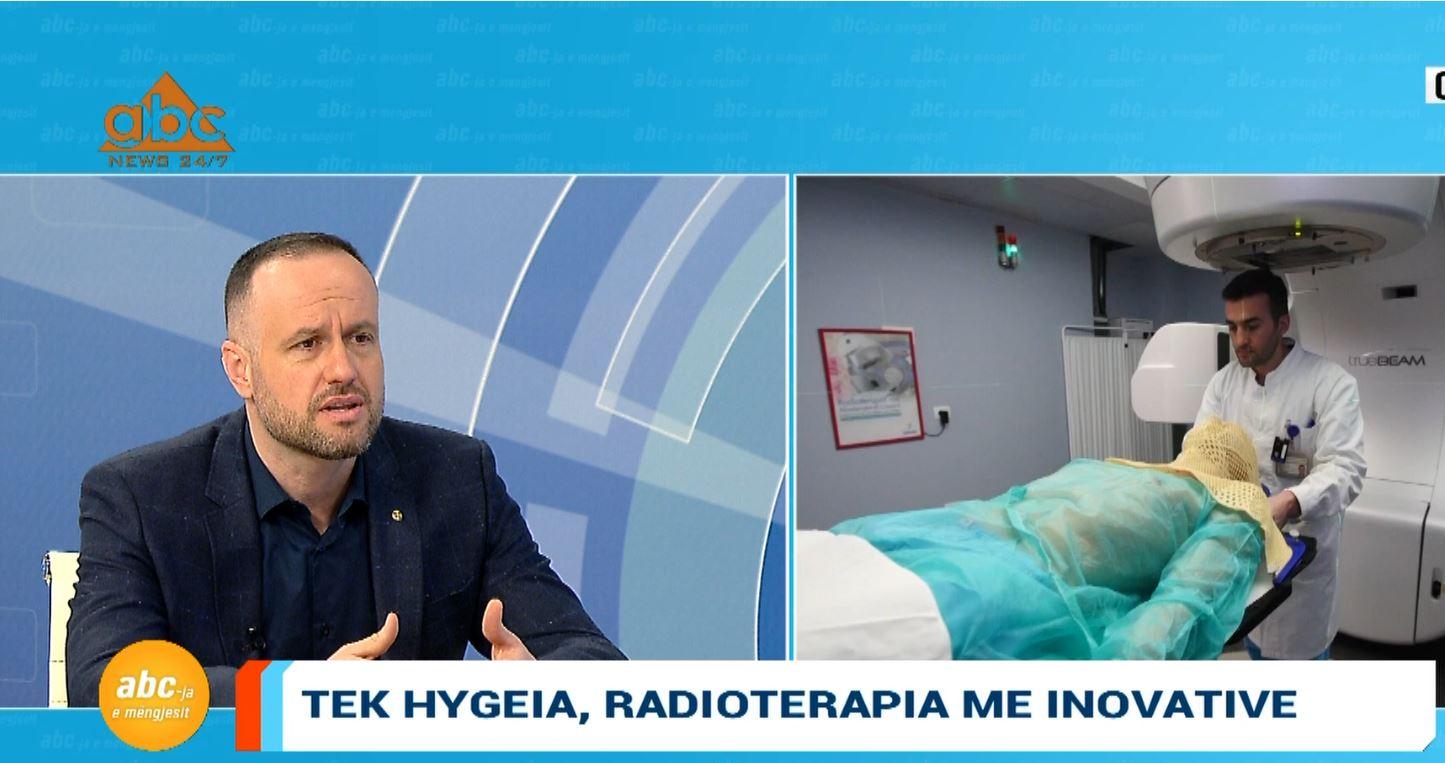 """""""Radiokirurgjia risia më e re në Spitalin Hygeia"""", doktor Ledio Bregu: Trajtimi i tumorit pa operacion, vetëm me rrezatim"""