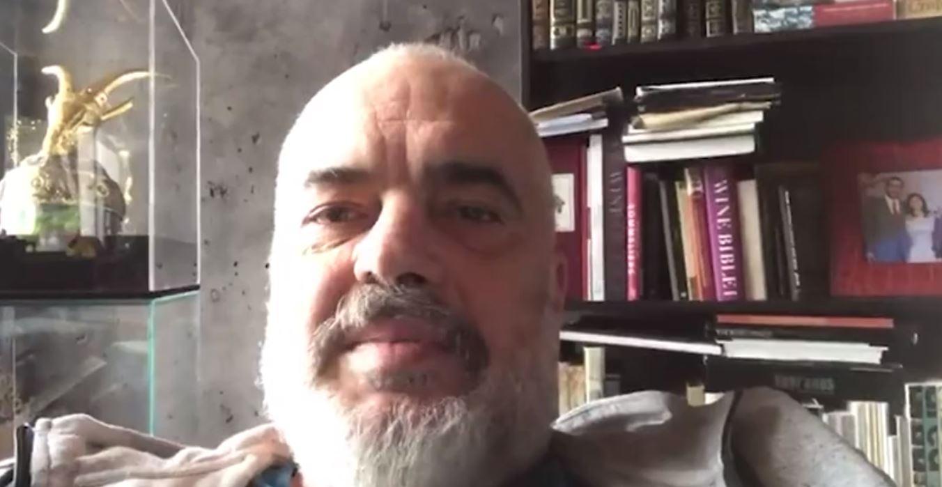 """""""Infermierët marrin 1000 euro shtesë përveç pagës"""", Rama shton masat: E gjithë Shqipëria në karantinë"""