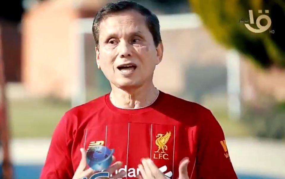 Rekordmeni 75-vjeçar vendos rekord, shënon në debutimin e tij në Egjipt
