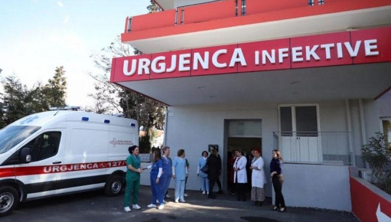 Vatër e re infeksioni, tre italianë me COVID 19 në Tiranë