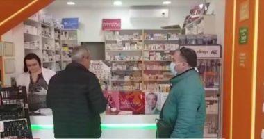 VIDEO / Policia kontroll të befasishëm në farmaci, procedohen penalisht 2 persona