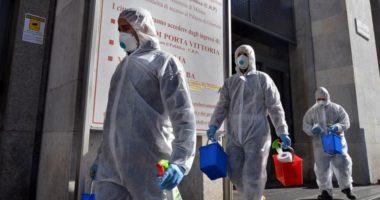 Një tjetër ditë e zezë për Italinë, 837 persona humbin jetën brenda 24 orëve