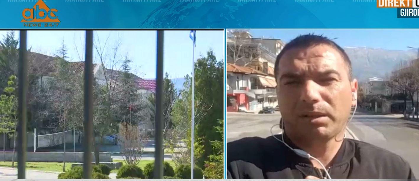 Gjirokastër, qytetarët respektojnë vetëizolimin, policia vijon kontrollet