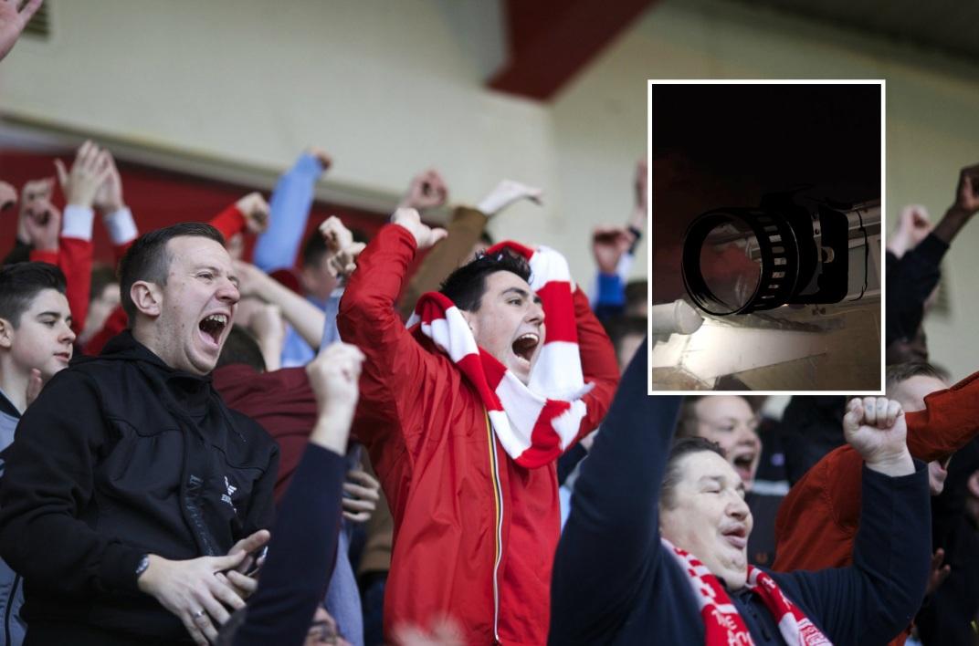 """""""14 ditë pa futboll"""", tifozi në Skoci i habit të gjithë me këtë veprim"""