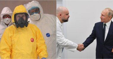 Shtrëngoi duart me Putin, rezulton pozitiv me koronavirusin mjeku rus