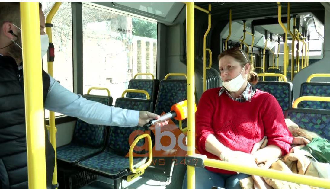 Transporti publik vetëm në shërbim të stafeve mjekësore, ABC News udhëton me urbanin e Unazës