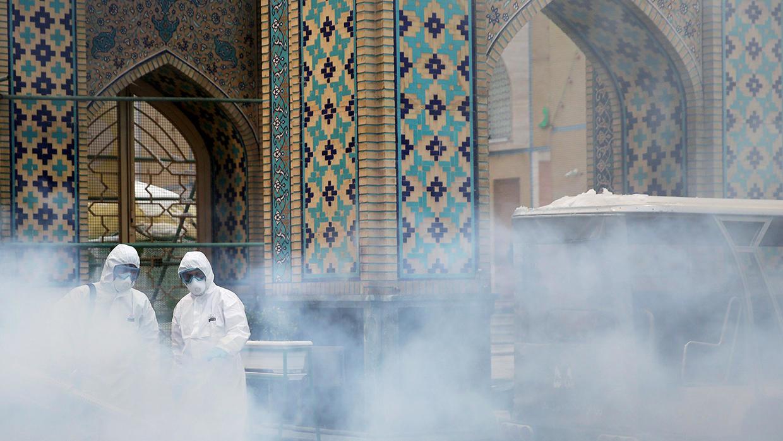 Irani raporton numrin më të lartë të vdekjeve gjatë 24 orëvë të fundit