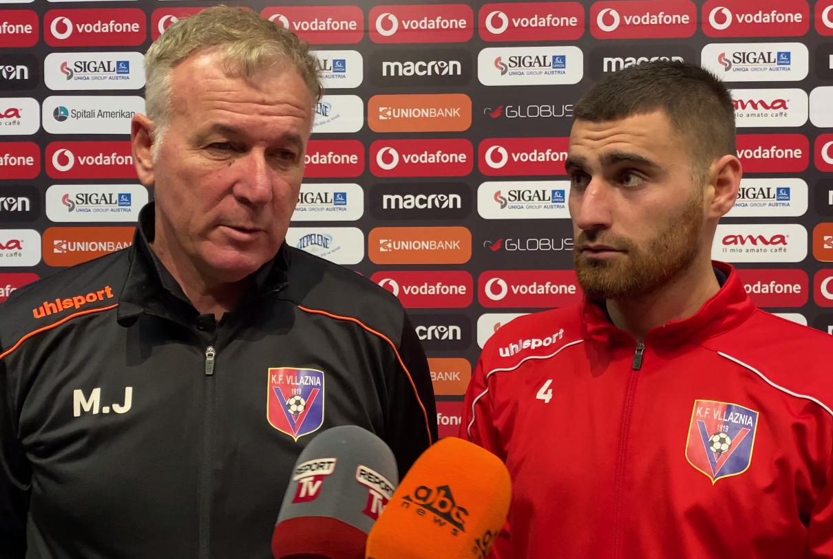 Jonuz: Provokojnë trajnerë amatorë, s'do jem për 100 vite te Vllaznia