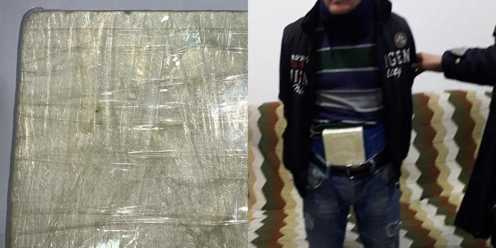 Me kokainë drejt Greqisë, vihen në pranga dy persona në Kapshticë